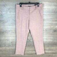 """The Limited Women's Size 8 The Pencil Pant Pink Slim Ankle 27"""" Inseam NEW"""