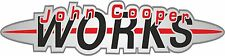 Classic British Mini AUTOMOBILISMO JOHN COOPER WORKS Decalcomanie Adesivi Vinile Esterno