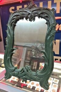 "Vintage Counter Top Vanity Mirror Makeup Mirror 20"" x 13"""