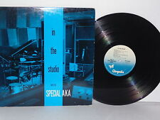 THE SPECIALS The Special AKA In The Studio LP Vinyl Free Nelson Mandela Rico
