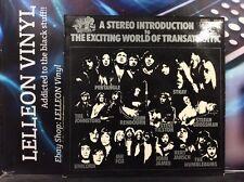 The Exciting World Of Transatlantic Compilation LP Album Vinyl 2870315 Rock 60's