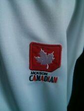 Molson Canadian Baseball jersey Bnwot Beer