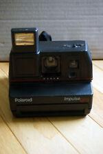 Vintage Polaroid Impulse QPS Instant Camera 600 Plus