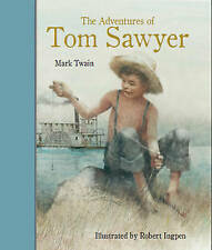 Adventures Of Tom Sawyer Mark Twain Hardcover Samuel Clements Walker Bks Illustr