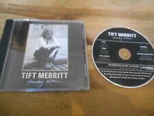 CD Indie TIFT Merritt-Traveling Alone (11 chanson) PROMO Ouaip ROC JC