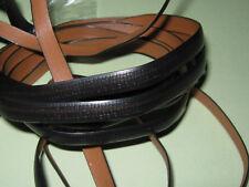1meter Replacement Wicker Repair Rattan DARK BROWN for chairs / table