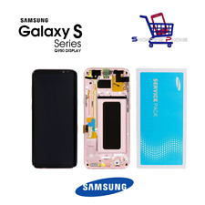 LCD SAMSUNG ORIGINAL S8 G950F PINK AVEC CHASSIS