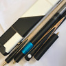 New 3/4 Handmade Ash Ebony Snooker Cue Pool Cue set N Case Extension 9.0mm Tip