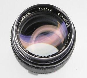 Olympus OM 85mm f2   #112044