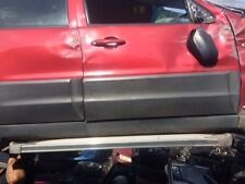 Mazda Tribute 2003 ONE PAIR OF SIDE STEP CHROME TYPE