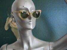 Cat Eye occhiali da sole da donna retrò vintage sunglasses 50er 60er occhi di gatto