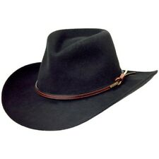 Stetson Bozeman Crushable Cowboy Western Hat [XL, 7 5/8 - 7 3/4] Made in USA