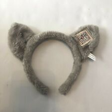 Great Wolf Lodge Ears Headband Furry Souvenir Patch #MM31