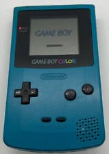 Nintendo Game Boy Color Handheld Game Console - Teal TESTED