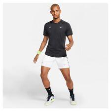 NEW Nike Rafa Aeroreact US Open Shirt AT4182-010 Black. US Open Champ! Size XL