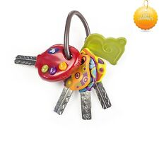 Autism Sensory Educational Toys Luckeys Kids Set of Four Safe Keys Special Needs
