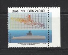 BRAZIL - 2436; 2438; 2443-2444 - MNH -1993 - 1994 - VARIOUS TOPICS