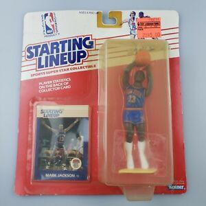 1988 Mark Jackson Starting Lineup N.Y. New York Knicks Figurine SLU