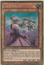 Yugioh Rose Lover PGL2-EN003 (Gold Secret Rare)