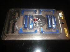 CARSON 59714 kit carrosserie HONDA CIVIC bleu  pour XMODS