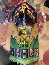 Mighty Morphin Power Rangers Trini Yellow Ranger 1993 Bandai - SEALED IN BOX !
