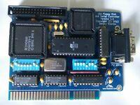 ISA 8bit High Density Floppy 1.44 MB , 2.88 MB + Boot ROM + Serial (3 in 1)
