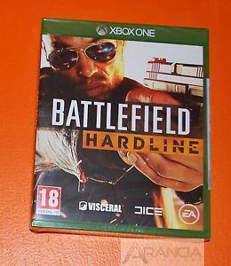 Battlefield Hardline Xbox One New and Sealed