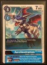 AeroVeedramon | BT2-028 R | Blue | Rare | Special Booster VER.1.5 | Digimon TCG