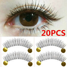 20x Waterproof False Eyelashes Handmade Long Thick Natural Fake Eye Lashes Black