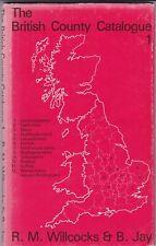 The British County Handbook, Willcocks & Jay Vol. 1 Incl. Suffolk