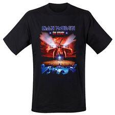 IRON MAIDEN - En Vivo! - T-Shirt - Größe Size S - Neu