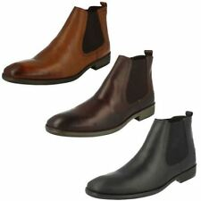 Base London Leather Boots Casual Shoes for Men