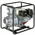 "Tsurumi 3"" Honda 5.5HP Gas Engine Centrifugal Water Pump"