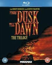 From Dusk Till Dawn Trilogy Blu Ray 3 Disc Set Region Like