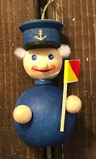 New Baumbehang Christmas Tree Ornament Soldier Wood Handmade Germany