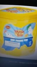 Phineas And Ferb What's The Big Goo'dea Goo Figure Pod mystery figure. NEW