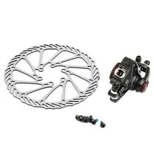 BB7 MTB Bike Brakes Disc Caliper Mechanical Front Wheel+160mm Rotor New QT