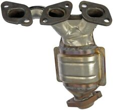 Catalytic Converter-Exhaust Manifold with Integrated Right,Rear fits 00-01 MPV