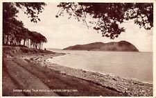 R249805 Campbeltown. Davaar Island from Maidens Plantain. Valentine. Phototype