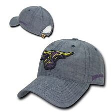 NCAA Mankato Minnesota State Mavericks University Relaxed Denim Caps Hats