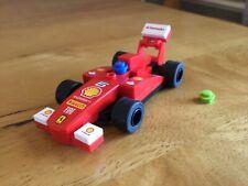 Lego Racers Ferrari 30190 Ferrari 150 Italia- COMPLETE