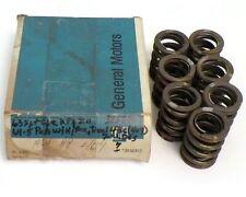 NOS 61-65 Chevy Pass, Chevelle HP409 Box-7 Engine Valve Springs GM 3858367