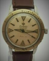 IMMACULATE VINTAGE  ZODIAC SEAWOLF DIVER REF. 702-916 CAL.70-72 AUTOMATIC 1960's