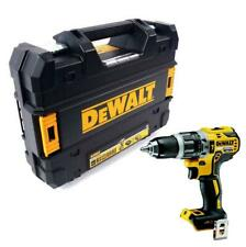 DEWALT DCD796 N 18V XR BRUSHLESS COMBI HAMMER DRILL BODY DCD796N IN CASE NEW