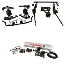 Complete Ridetech Air Suspension System,1982-2003 Chevrolet S10 Pickup,GMC