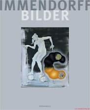 Fachbuch Jörg Immendorff, Bilder, Neue Arbeiten, viele Bilder, tolles Buch, NEU