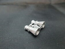 Dollhouse Miniature Unfinished Metal Binoculars
