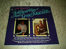 "Various (2lp) ""the Best of Johnnie ray and Guy Mitchell"" [CBS/1973]"