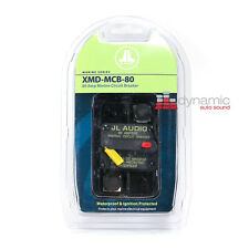 JL AUDIO XMD-MCB-80 Marine Waterproof Ignition Power Fuse Circuit Breaker 80 Amp