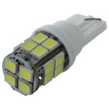 20x T10 W5W 501 194 168 Car White 20SMD LED Interior Side Light Wedge Bulb O3L1